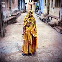 A woman in Jojowar.