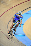 Nigee Wong of team CMS during the Indiviual Pursuit Youth Qualifying (3KM) Track Cycling Race 2016-17 Series 3 at the Hong Kong Velodrome on February 4, 2017 in Hong Kong, China. Photo by Marcio Rodrigo Machado / Power Sport Images