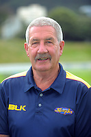 Head coach Warren Lees. The 2017 Otago Sparks headshots at the Basin Reserve in Wellington, New Zealand on Sunday, 5 January 2016. Photo: Dave Lintott / lintottphoto.co.nz