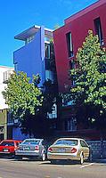 Rob W. Quigley: 202 Island Inn, San Diego. Single Room Occupancy. 1992.