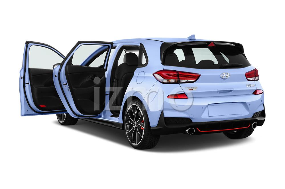 Car images close up view of a 2018 Hyundai i30 N Performance Pack Select Doors Door Hatchback doors
