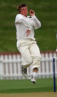 071127 Cricket - Wellington Firebirds v Canterbury Wizards