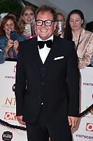 Alan Carr<br /> arriving for the National Television Awards 2021, O2 Arena, London<br /> <br /> ©Ash Knotek  D3572  09/09/2021
