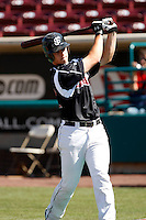 Buster Posey ---  At the annual California League-Carolina League all-star game at the Diamond in Lake Elsinore, CA - 06/23/2009. The game was won by the California League, 2-1, on a walk-off homerun by Lancaster's Jon Gaston..Photo by:  Bill Mitchell/Four Seam Images