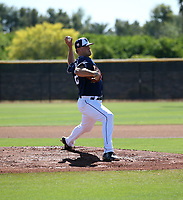 Cullen Dana - San Diego Padres 2019 extended spring training (Bill Mitchell)