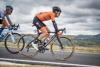 Nick Van Der Lijke (NED)<br /> <br /> Men's Elite Road Race from Imola to Imola (258km)<br /> <br /> 87th UCI Road World Championships 2020 - ITT (WC)<br /> <br /> ©kramon