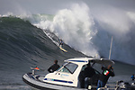 Mavericks waves in Half Moon Bay.Mavericks waves in Half Moon Bay.South African Chris Bertish (orange) won the $50,000 first prize on day when several contestants lost control on monster faces and a rogue wave swept over spectators, injuring 13 and causing complete chaos.