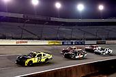 #19: Brandon Jones, Joe Gibbs Racing, Toyota Supra Menards/Inspire #5: Matt Mills, B.J. McLeod Motorsports, Toyota Camry