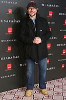 "Santiago Segura attend the Premiere of the movie ""Musaranas"" in Madrid, Spain. December 17, 2014. (ALTERPHOTOS/Carlos Dafonte) /NortePhoto /NortePhoto.com"