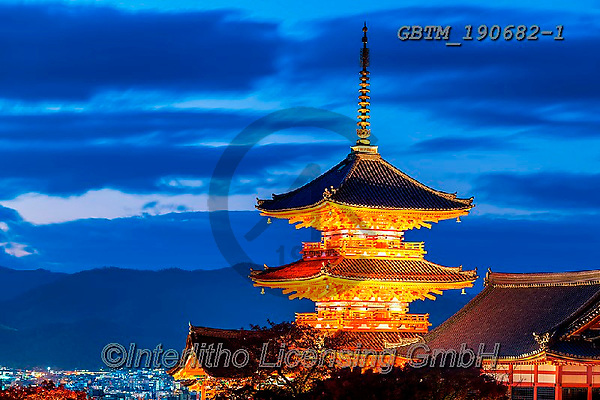 Tom Mackie, LANDSCAPES, LANDSCHAFTEN, PAISAJES, photos,+Asia, Japan, Japanese, Kyoto, Sanjunoto pagoda, Tom Mackie, Worldwide, blue, building, buildings, horizontal, horizontals, il+luminate, illuminated, illumination, landmark, landmarks, light, night time, nightscene, nobody, orange, pagoda, shrine, temp+le, time of day, tourist attraction, twilight, world wide, world-wide,Asia, Japan, Japanese, Kyoto, Sanjunoto pagoda, Tom Mac+kie, Worldwide, blue, building, buildings, horizontal, horizontals, illuminate, illuminated, illumination, landmark, landmark+,GBTM190682-1,#l#, EVERYDAY