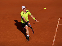France, Paris, 04.06.2014. Tennis, French Open, Roland Garros,  Andy Murray (GRB)<br /> Photo:Tennisimages/Henk Koster