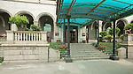 Entrance To The South Manchuria Railway Yamato Hotel On Zhongshan Square, Shenyang (Mukden).