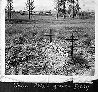 BNPS.co.uk (01202 558833)<br /> Pic: SusanBond/BNPS<br /> <br /> Susan's uncle Philip Curtis was killed by a landmine in Italy in 1943 and had to be buried by her father Peter in this grave.<br /> <br /> Military museum in hot water over missing medals..<br /> <br /> A woman whose father and grandfather donated their highly-valuable gallantry medals to an army museum is furious they have disappeared having been suspiciously substituted for duplicates.<br /> <br /> Susan Bond, whose husband Richard is a retired crown court judge, discovered the two Military Cross groups at the The Royal Green Jackets Museum are not the ones bequeathed to them after one set appeared on the open market.<br /> <br /> Mrs Bond confronted the trustees at the museum, whose former Colonel-in-Chief was the Queen, but the 70-year-old has been left dismayed at their 'indifferent' response at the loss which they have been unable to properly explain.<br /> <br /> The owners - the museum based in Winchester, Hants - said they were satisfied that no criminal activity had taken place and the police investigation came to nothing.