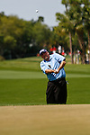 PALM BEACH GARDENS, FL. - Mark Calcaveccia during final round play at the 2009 Honda Classic - PGA National Resort and Spa in Palm Beach Gardens, FL. on March 8, 2009.