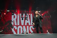 FESTIVAL LOLLAPALOOZA PARIS 2017<br /> Rival Sons # 1ER FESTIVAL LOLLAPALOOZA PARIS 2017