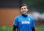 Rangers triallist Craig Sutherland