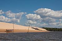 Preguiças River Barreirinhas Nordeste Brazil