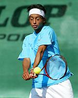13-8-06,Den Haag, Tennis Nationale Jeugdkampioenschappen, Xander Sprong