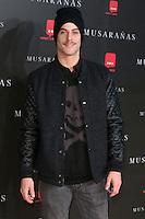"Luis Fernandez attend the Premiere of the movie ""Musaranas"" in Madrid, Spain. December 17, 2014. (ALTERPHOTOS/Carlos Dafonte) /NortePhoto /NortePhoto.com"