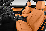 Front seat view of a 2018 BMW 2 Series Sport 2 Door Coupe front seat car photos