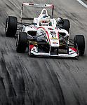 Nick Cassidy races the Formula 3 Macau Grand Prix during the 61st Macau Grand Prix on November 14, 2014 at Macau street circuit in Macau, China. Photo by Aitor Alcalde / Power Sport Images
