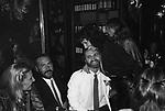 GIANNI VERSACE<br /> FESTA GIANNI VERSACE AL JACKIE O' ROMA 1979