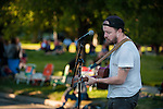 Peter Quirk of The Cave Singers perform during the Epic Rides' Inaugural Carson City Off-Road event on Saturday, June 18, 2016 in Carson City, Nev.<br /> Photo by Kevin Clifford/Nevada Photo Source