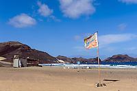 Kitesurf Now in Salamansa, Sao Vicente, Kapverden, Afrika