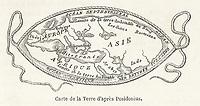 according to Poseidonius Greece / Benett in Flammarion Histoire du ciel page 305 / circa 50 BC