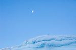 The Moon & Enterprise Island, Antarctica