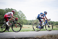Lilian Calmejane (FRA/Total - Direct Energie) is part of the breakaway group<br /> <br /> Stage 11: Albi to Toulouse (167km)<br /> 106th Tour de France 2019 (2.UWT)<br /> <br /> ©kramon