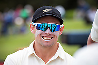 NZ's Tom Latham during day four of the second International Test Cricket match between the New Zealand Black Caps and Pakistan at Hagley Oval in Christchurch, New Zealand on Wednesday, 6 January 2021. Photo: Dave Lintott / lintottphoto.co.nz