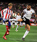 20150308. La Liga 2014/2015. Atletico de Madrid v Valencia.