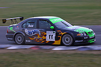 Round 7 of the 2002 British Touring Car Championship. #11 Anthony Reid (GBR). MG Sport & Racing. MG ZS.