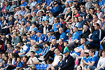 St Johnstone v Brechin….24.07.19      McDiarmid Park     Betfred Cup       <br />Sainst fans applaud<br />Picture by Graeme Hart. <br />Copyright Perthshire Picture Agency<br />Tel: 01738 623350  Mobile: 07990 594431