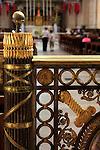 Decoration details of Cathedral Saint-Louis des Invalides. Paris. city of Paris. France