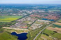 Neuallermöhe: EUROPA, DEUTSCHLAND, HAMBURG 03.06.2011: Neuallermöhe