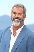 MEL GIBSON - PHOTOCALL OF THE FILM 'BLOOD FATHER' AT THE 69TH FESTIVAL OF CANNES 2016