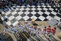 GTD Podium, #96: Turner Motorsport BMW M6 GT3, GTD: Robby Foley, Bill Auberlen, Aidan Read, #1: Paul Miller Racing Lamborghini Huracan GT3, GTD: Madison Snow, Bryan Sellers, Corey Lewis, #23: Heart Of Racing Team Aston Martin Vantage GT3, GTD: Ross Gunn, Roman De Angelis, Ian James