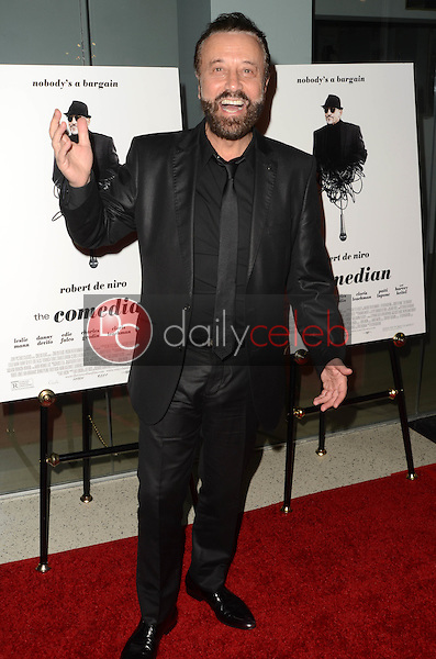 "Yakov Smirnoff<br /> at ""The Comedian"" Los Angeles Premiere, Pacific Design Center, West Hollywood, CA 01-27-17<br /> David Edwards/DailyCeleb.com 818-249-4998"