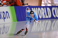 SPEEDSKATING: ERFURT: 19-01-2018, ISU World Cup, 500m Ladies B Division, Michelle Uhrig (GER), photo: Martin de Jong