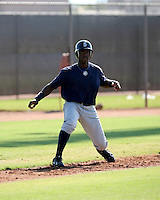 Julio Morban / Seattle Mariners 2008 Instructional League..Photo by:  Bill Mitchell/Four Seam Images