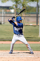 Jaime Pedroza - Los Angeles Dodgers 2009 Instructional League. .Photo by:  Bill Mitchell/Four Seam Images..