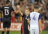 D.C. United vs Orlando City SC, September 24, 2016