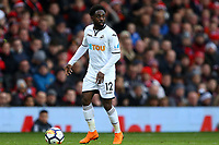 Nathan Dyer of Swansea City during the Premier League match between Manchester United and Swansea City at the Old Trafford, Manchester, England, UK. Saturday 31 March 2018