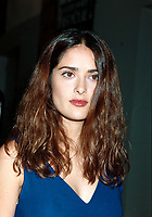 ARCHIVE: LAS VEGAS, NV. July 11, 1997: Actress SALMA HAYEK at the Video Software Dealers Assoc. convention in Las Vegas.<br /> File photo © Paul Smith/Featureflash