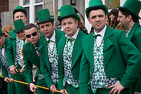 St. Patrick's Day parade, South Boston, MA