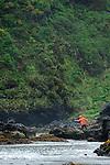 El pescador chilote / Ancud / Chiloé / Chile<br /> <br /> Edición de 10 | Fine Art