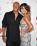 Karina Smirnoff and J.R. Martinez at The iHeartRadio Music Festival held at The MGM Grand in Las Vegas, California on September 24,2011                                                                               © 2011 DVS / Hollywood Press Agency