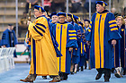 May 14, 2016; Graduate School Commencement ceremony (Photo by Matt Cashore/University of Notre Dame)